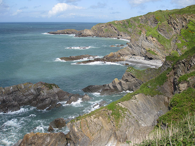 View from Haggington Point - geograph.org.uk - 1318321