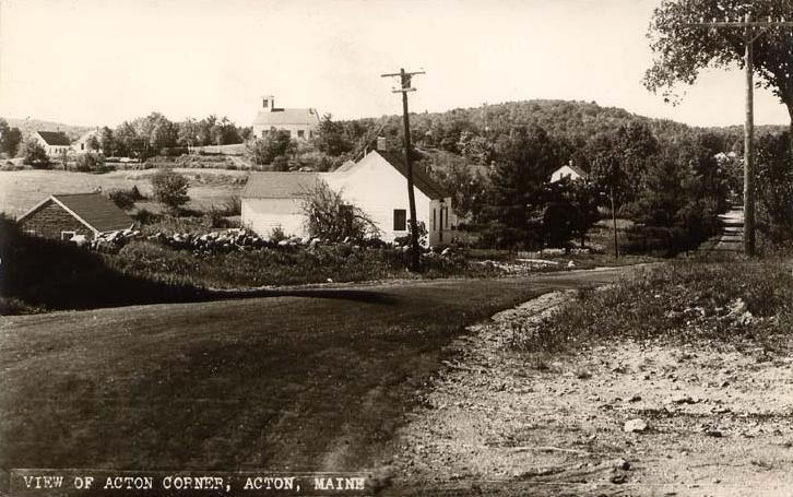 Acton Maine Wikipedia