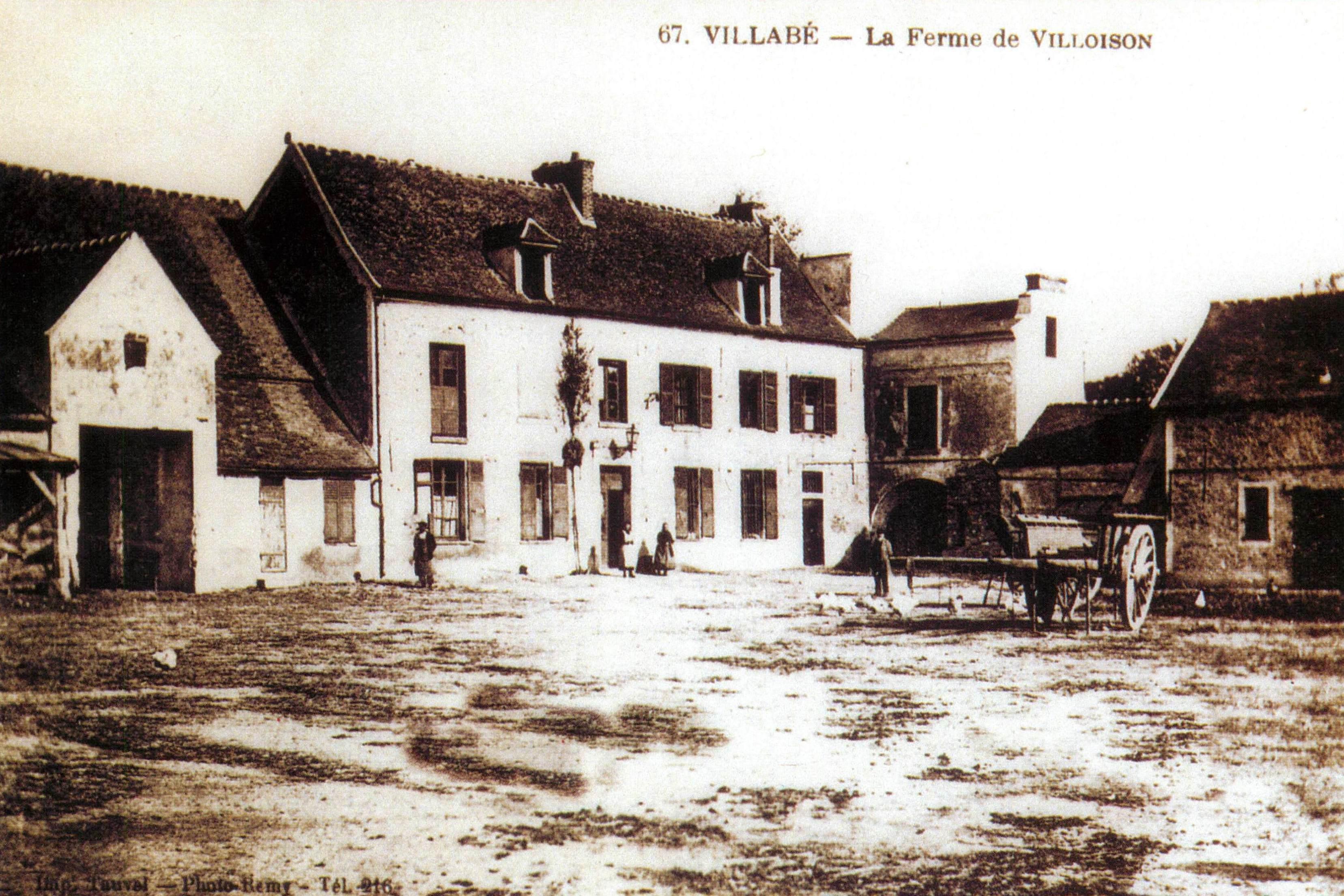 File villabé cp la ferme de villoison g wikimedia commons