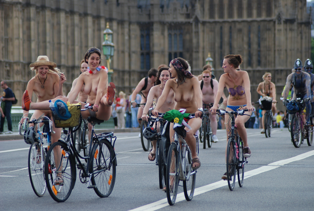 Six places you can strip off in london time out london