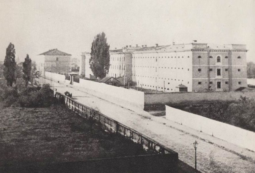 Pawiak prison