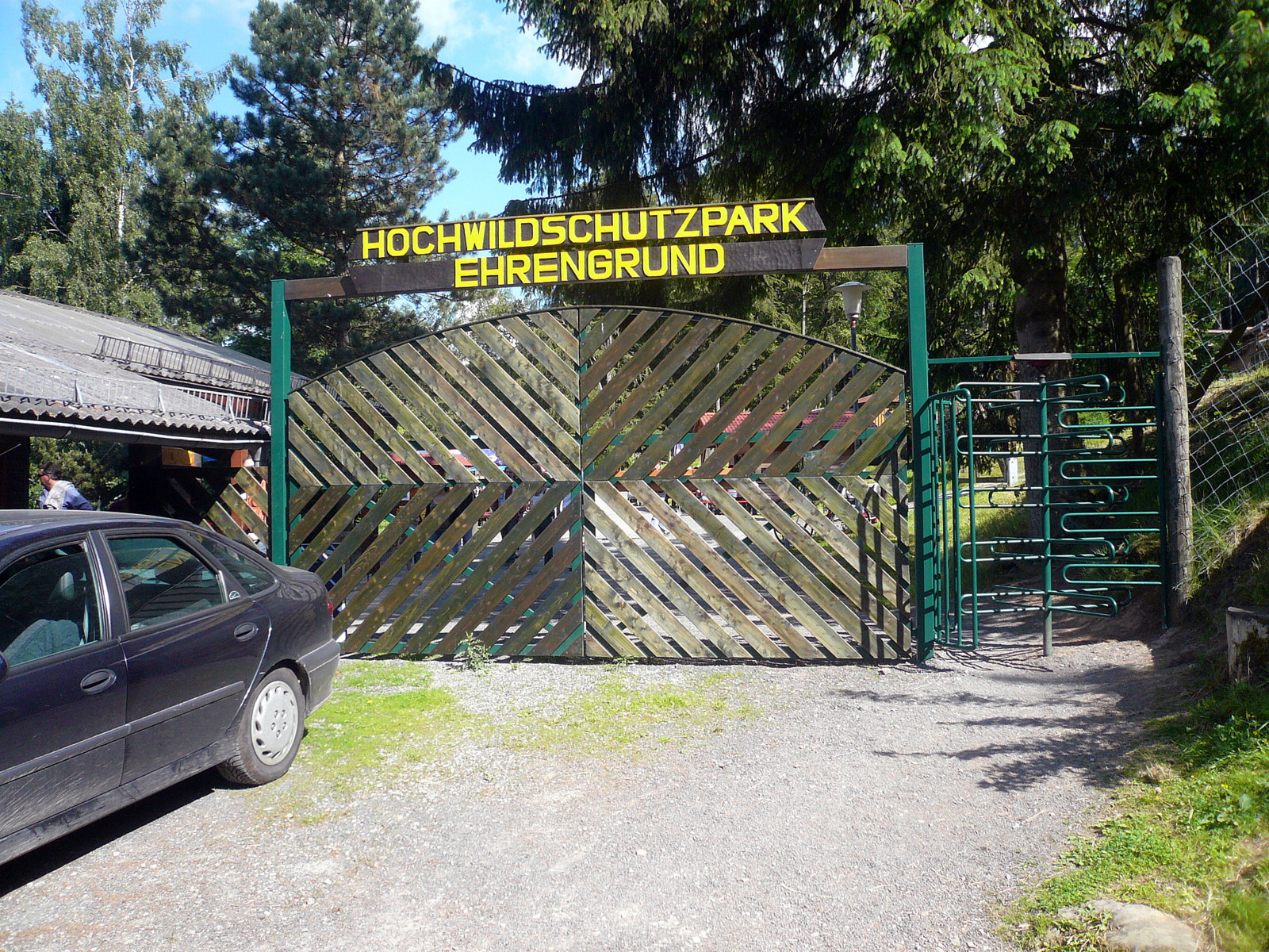 Wildpark Gersfeld