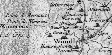File:Wimille en 1815 sur la carte de Cassini.jpg