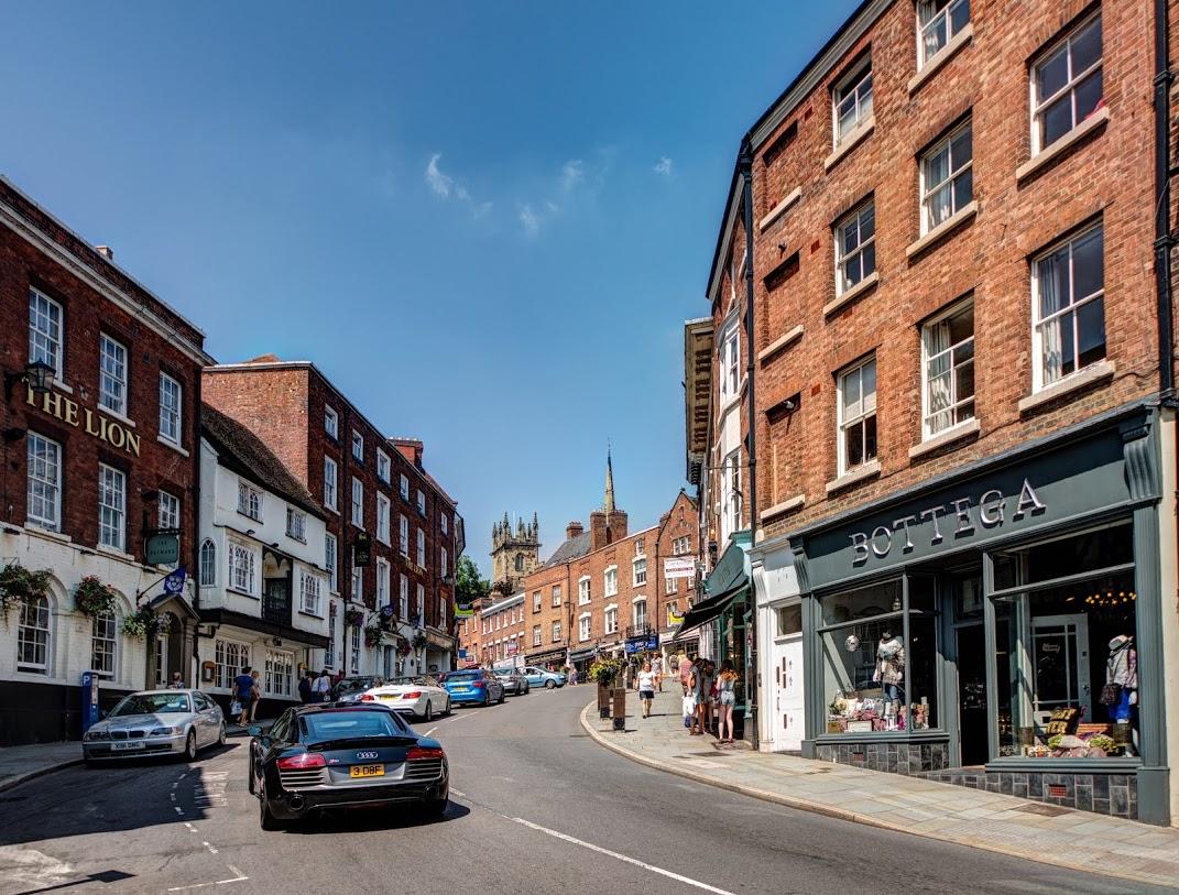 M S Shrewsbury Shrewsbury - Wikipedia