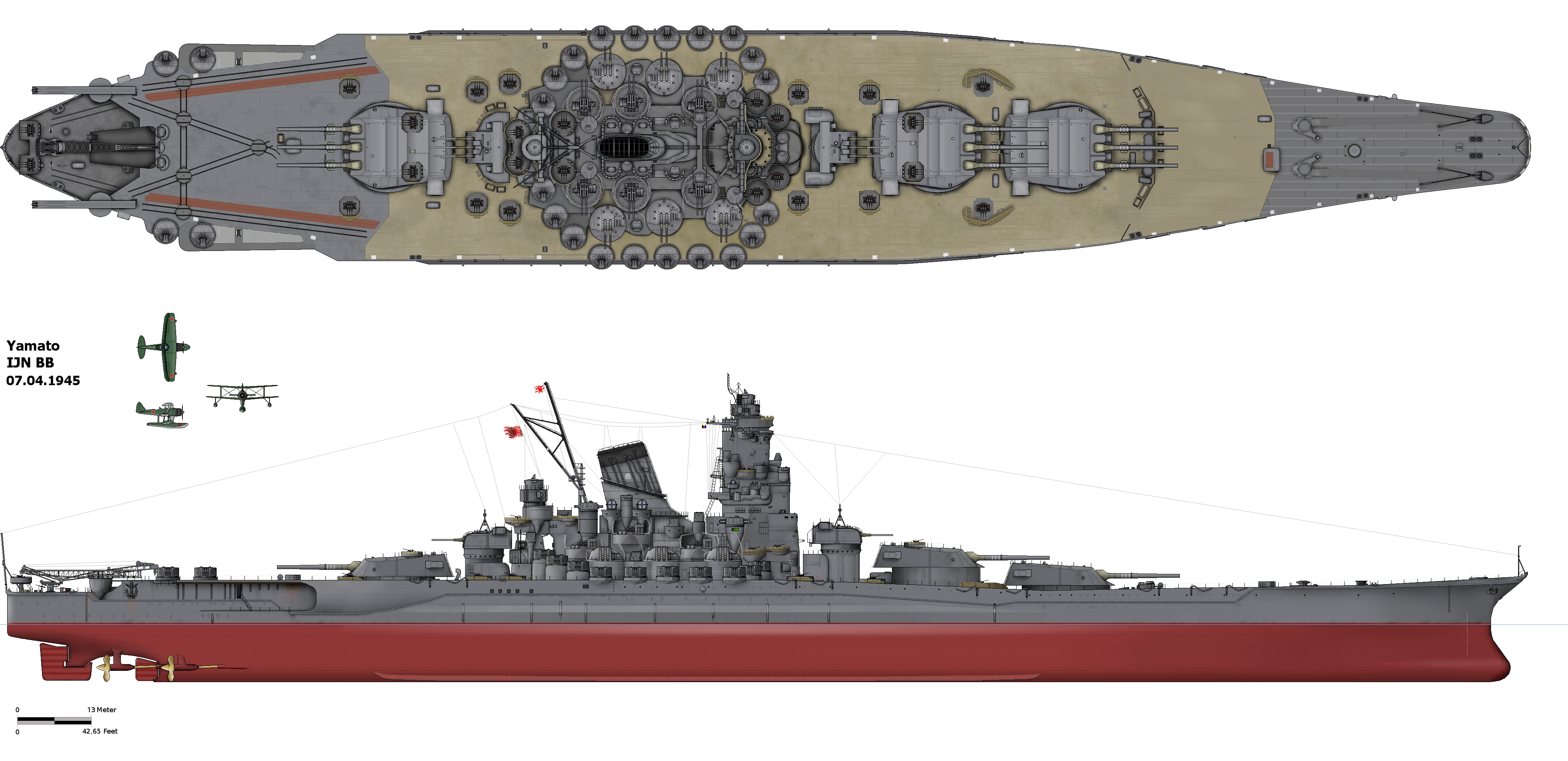 The End of an Era: The Battleship Yamato