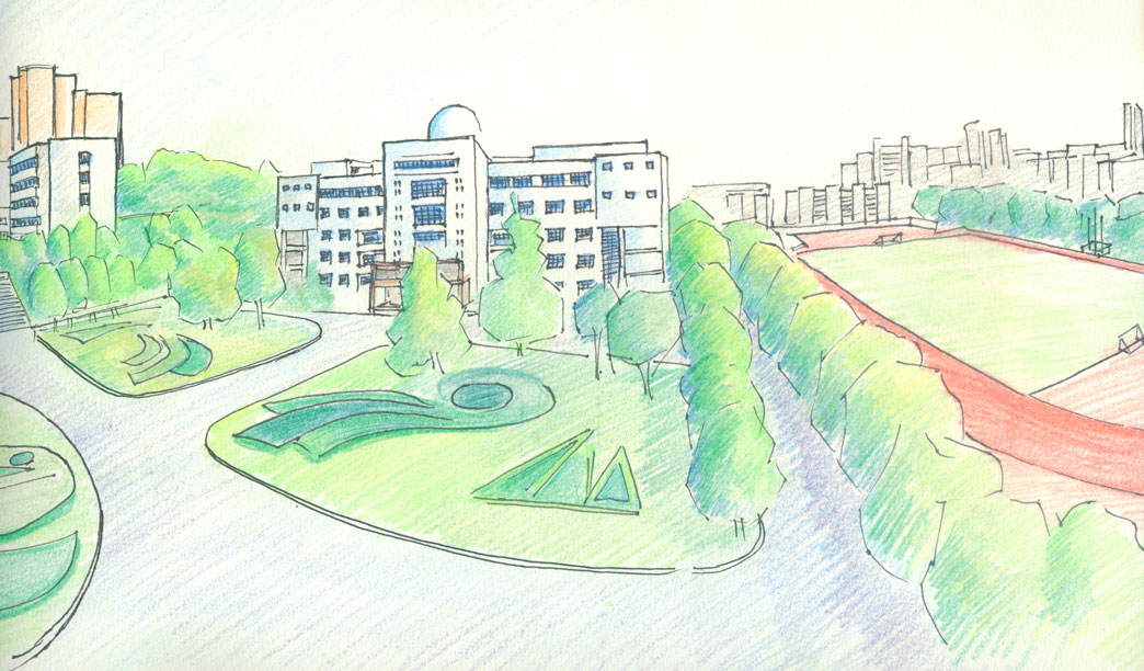 Yiling Senior High School Drawing.jpg