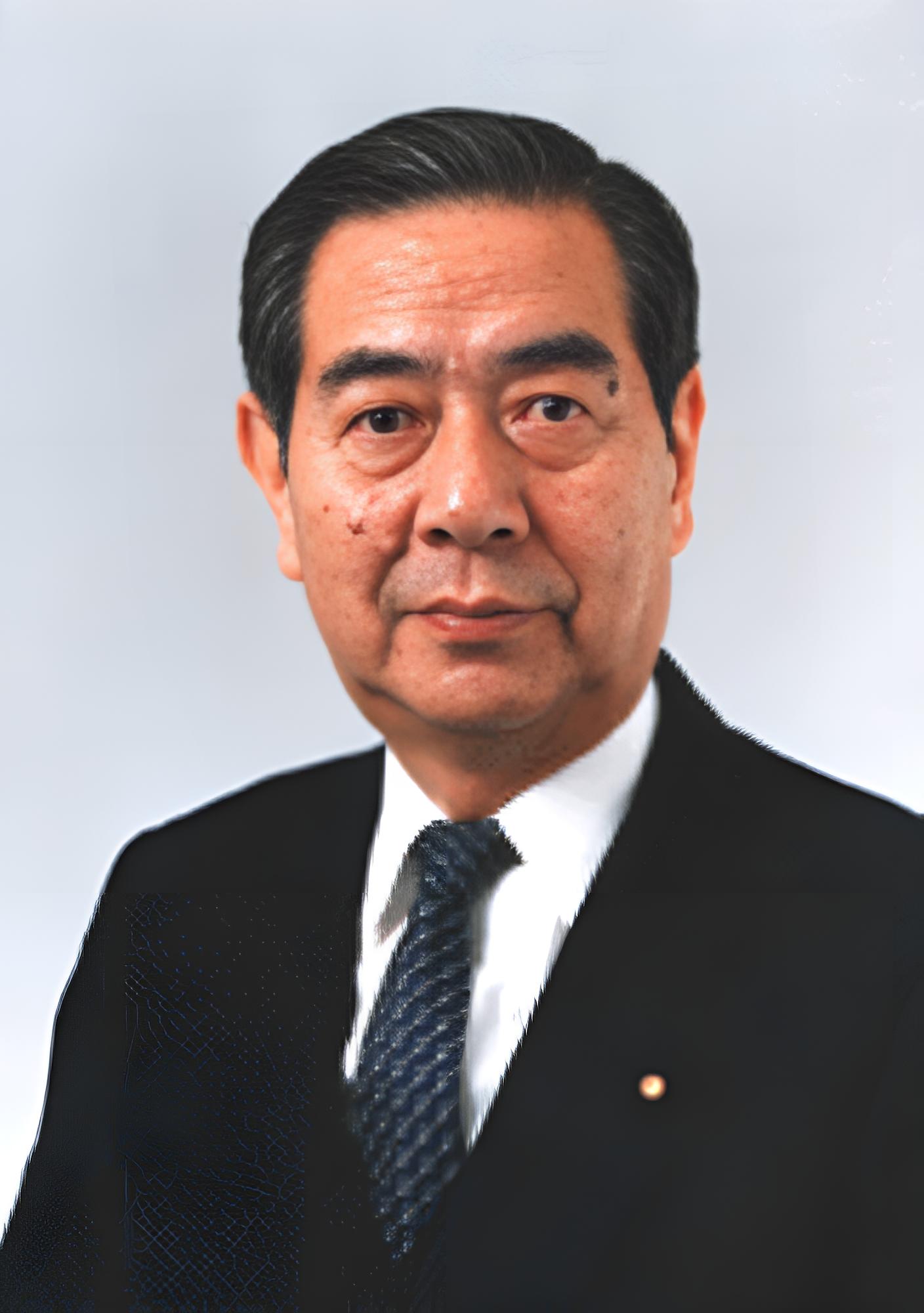 Yukihiko Ikeda Japanese diplomat