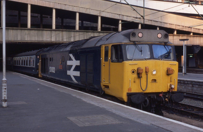 Review: Hornby Class 50 (2/6)
