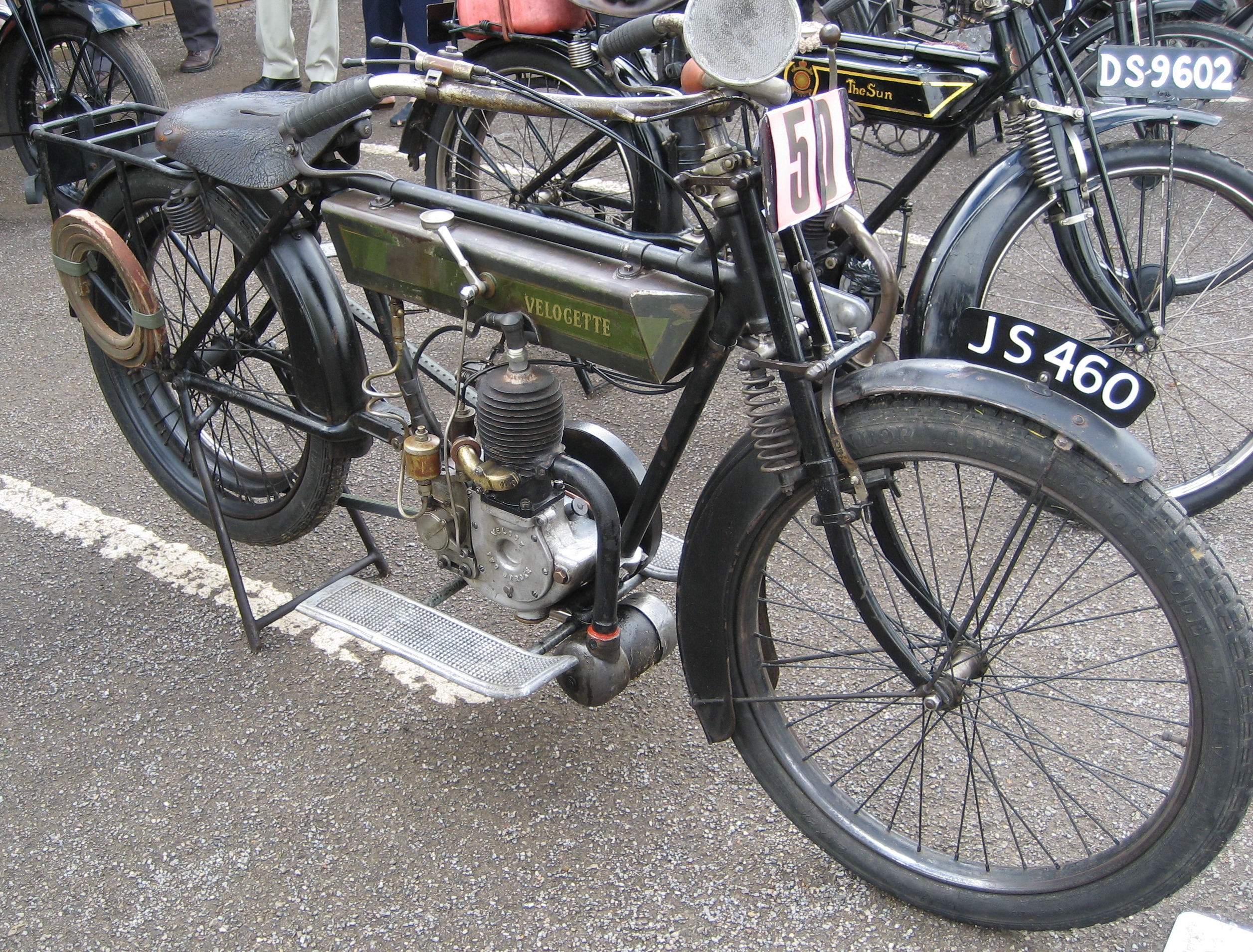 Velocette Owners Club - Dorking Centre - Two-Stroke ... on