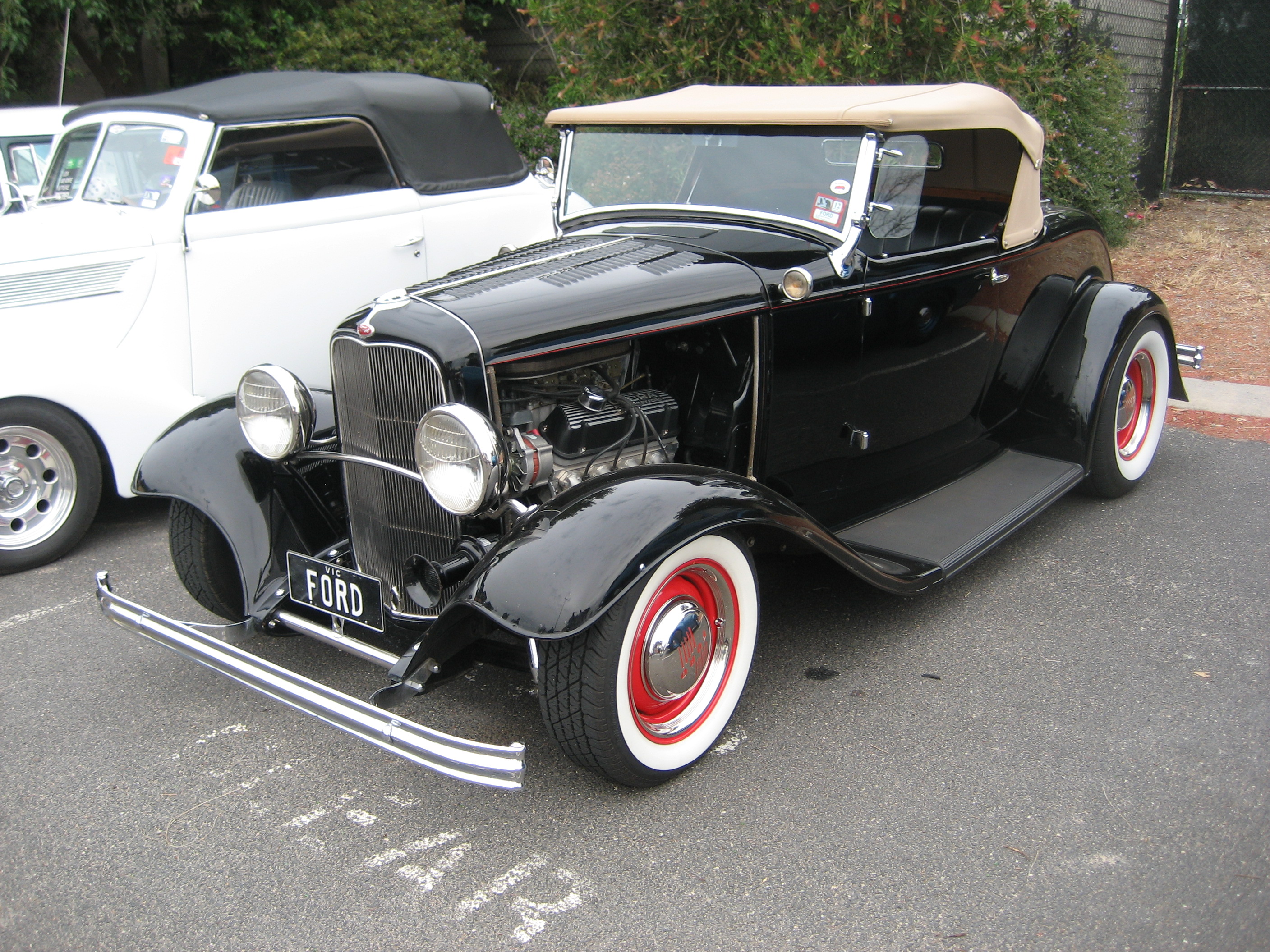 File1932 Ford Model B Roadsterjpg  Wikimedia Commons