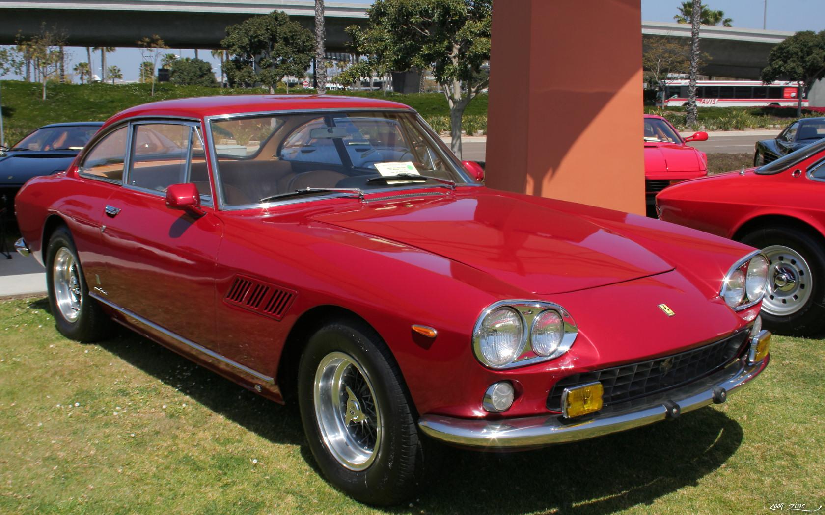 File 1965 Ferrari 330 Gt 2 2 Red Fvr 4643560395 Jpg Wikimedia Commons