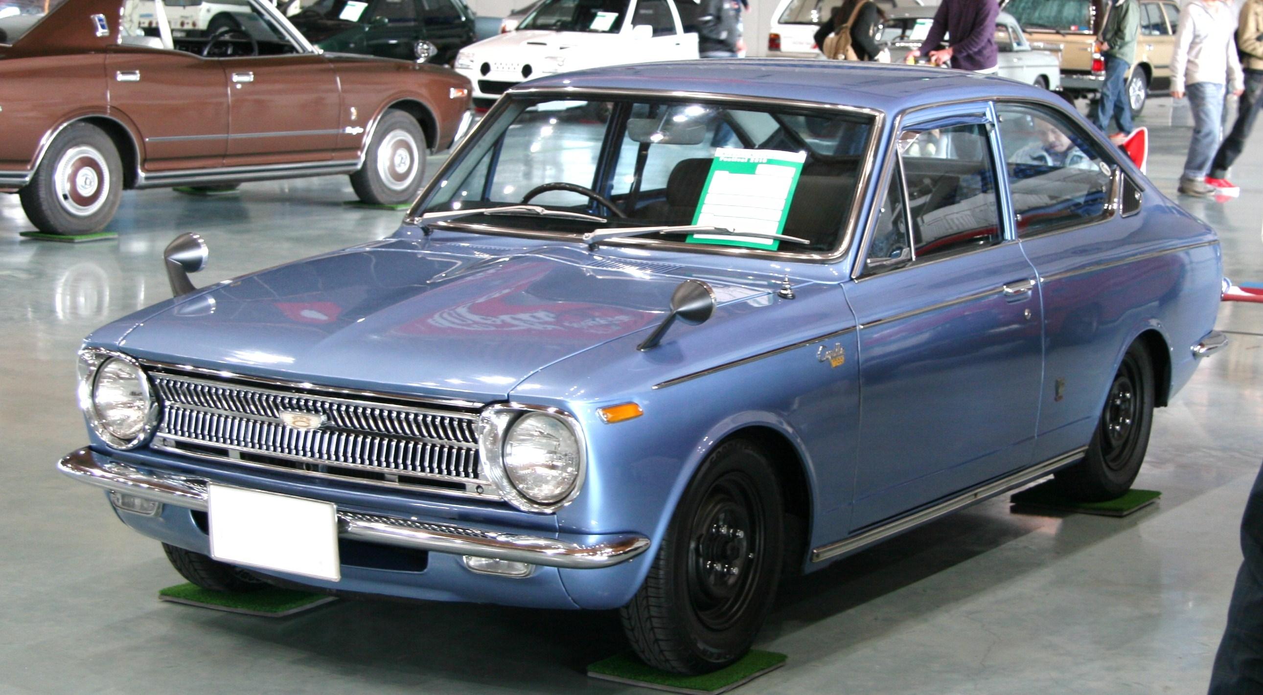 File 1969 Toyota Corolla Sprinter Jpg Wikimedia Commons