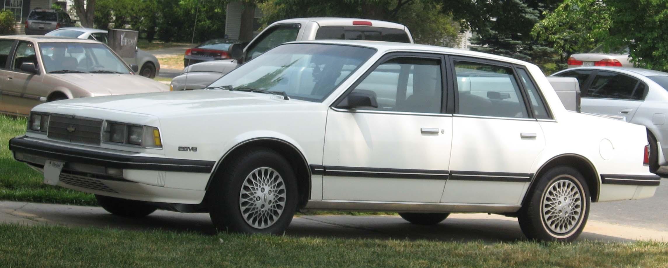 1986 Chevrolet Celebrity Problems, Defects & Complaints