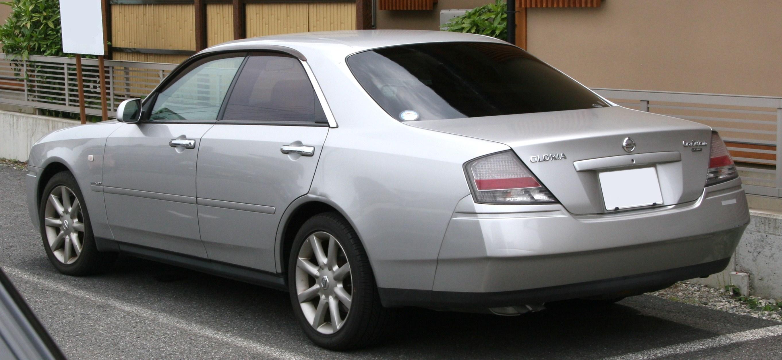 nissan gloria y34 2004