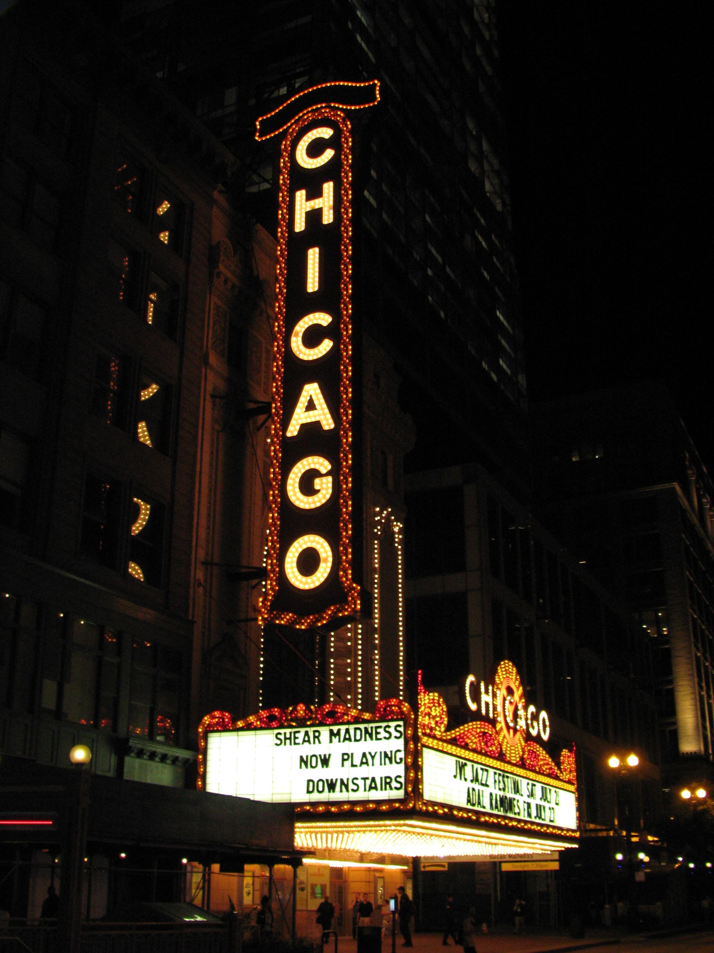 File 20070719 chicago theatre jpg wikimedia commons for House music club
