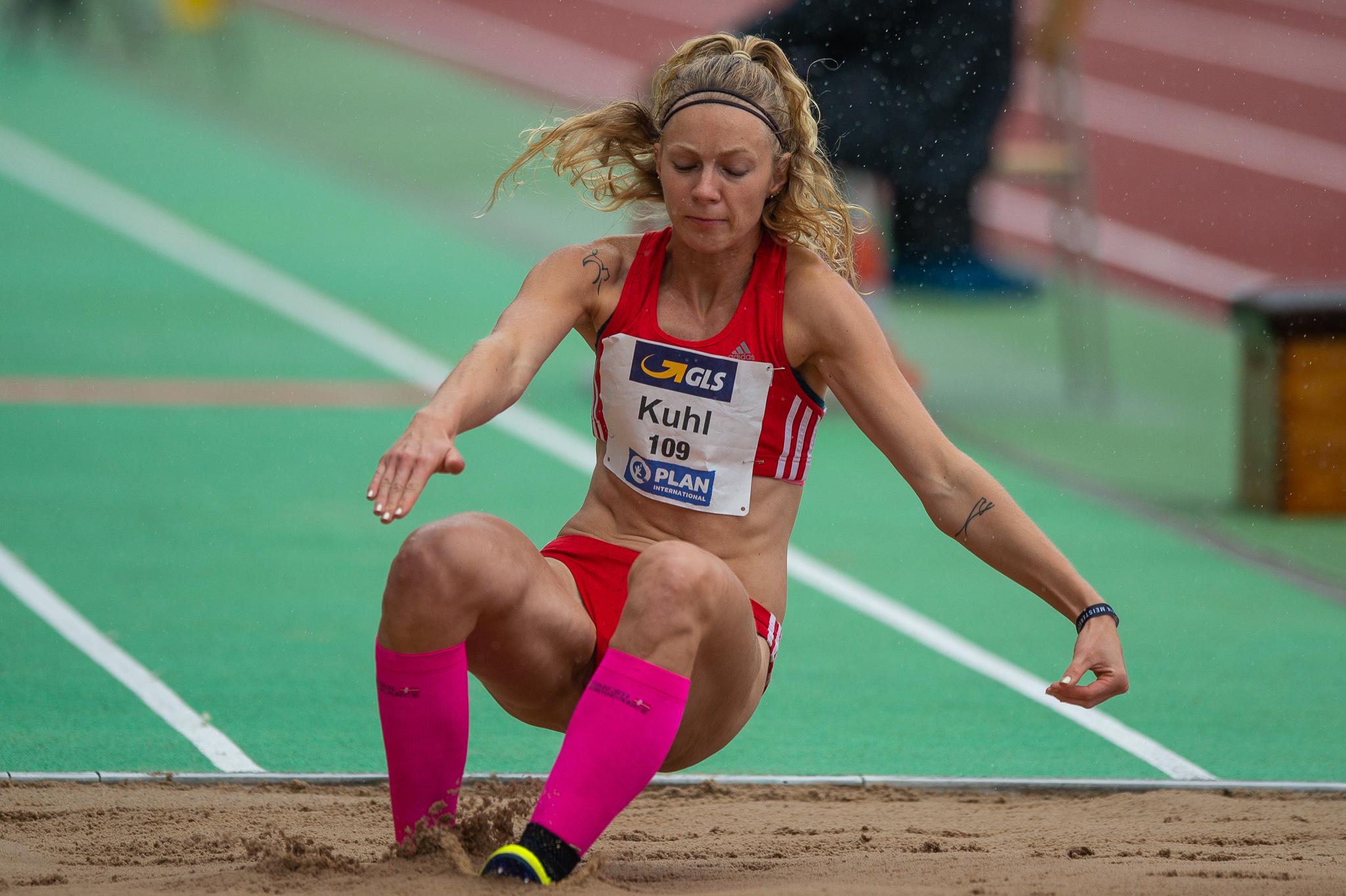 Leichtathletik Frauen