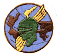 450th Bombardment Group - Emblem