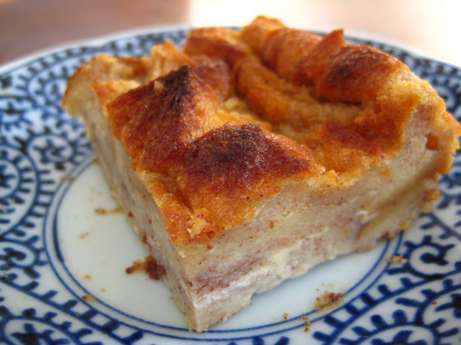 File:A slice of bread pudding.JPG - Wikimedia Commons