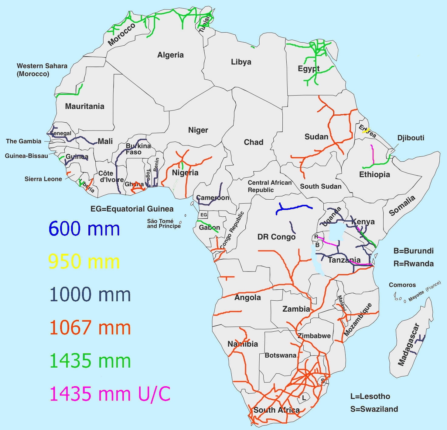 File Africa Railway Map Gauge Jpg Wikimedia Commons