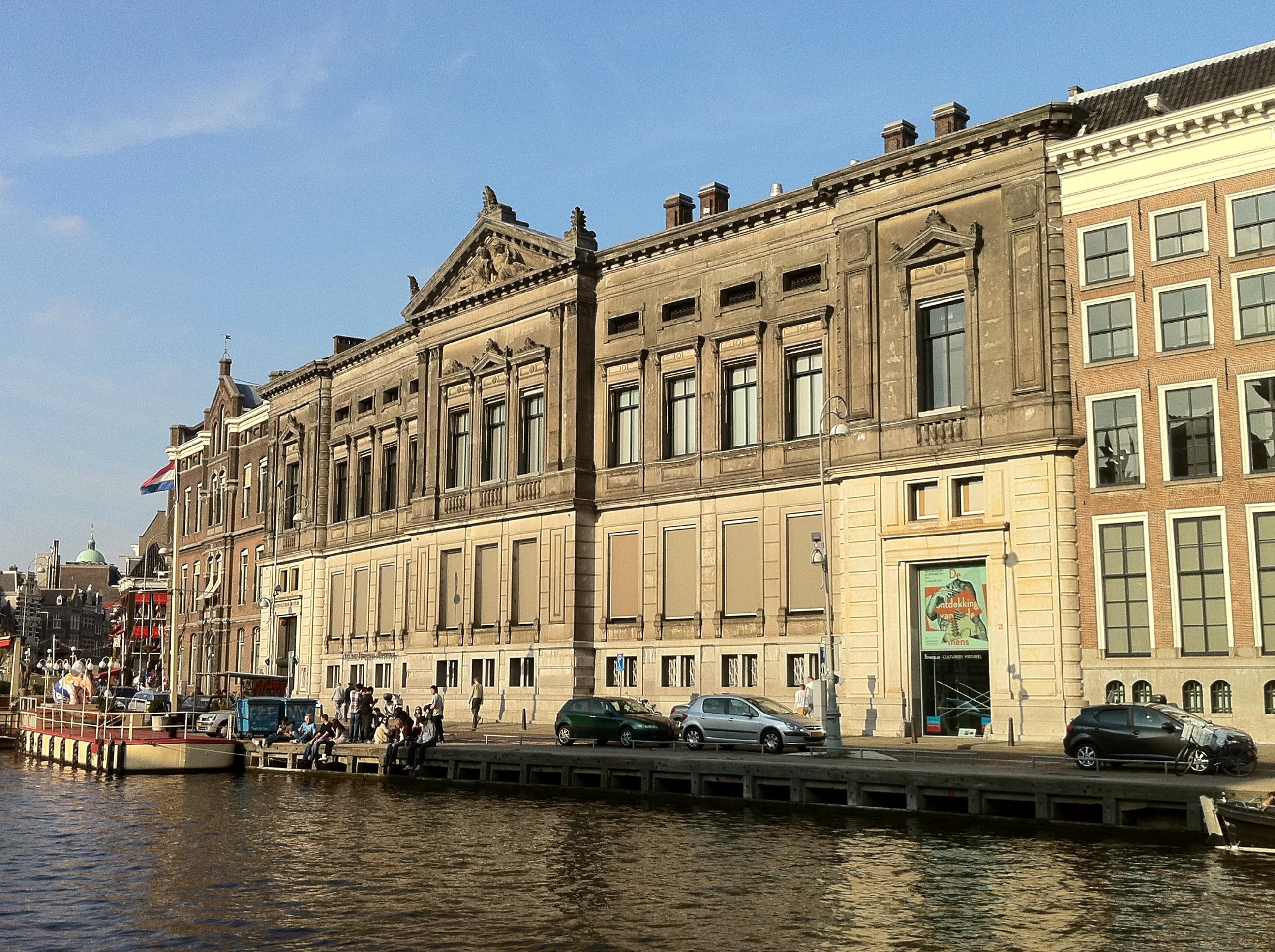 Bank Amsterdam Bank Amsterdam Oude