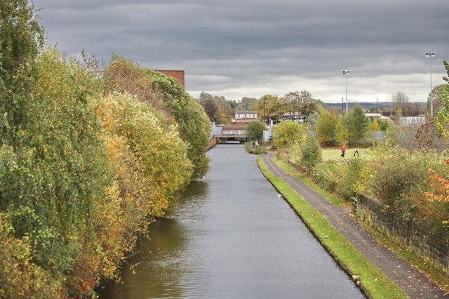 Ashton Canal - geograph.org.uk - 1569381
