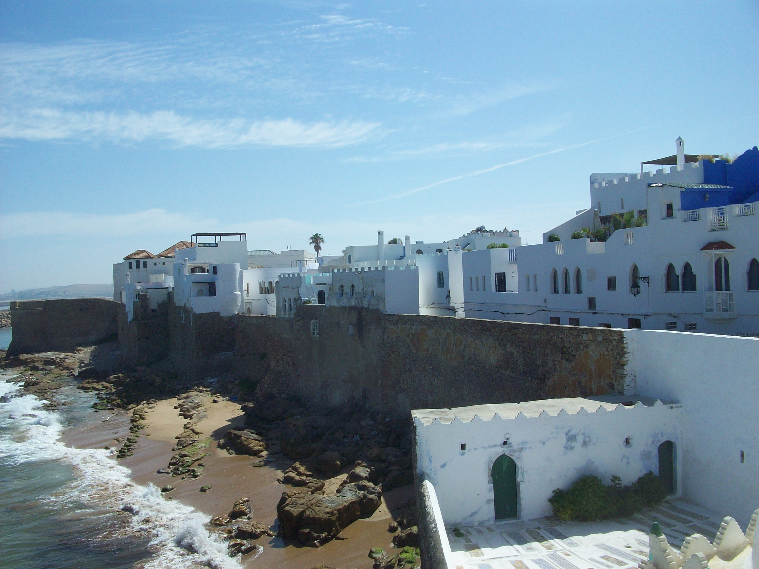 Asilah Morocco  city pictures gallery : Assilah Waterfront2 Wikipedia, the free encyclopedia