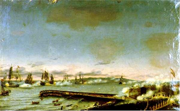 battle of santa cruz de tenerife  1797