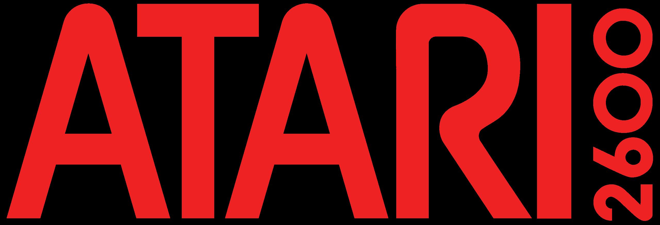 File Atari 2600 Logo Png Wikimedia Commons