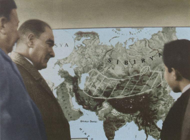 türk tarih tezi ile ilgili görsel sonucu