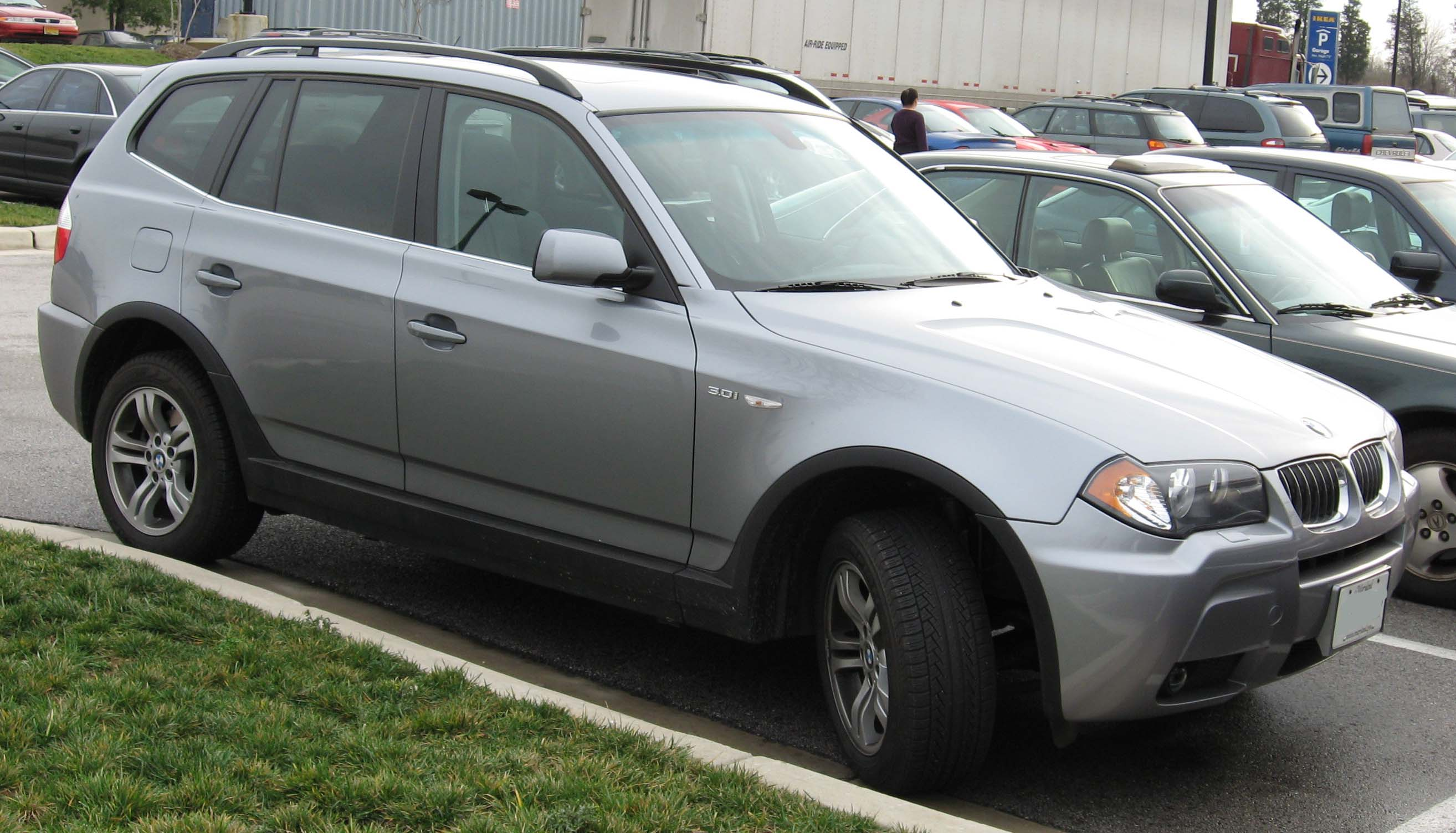 File Bmw X3 1 Jpg Wikimedia Commons