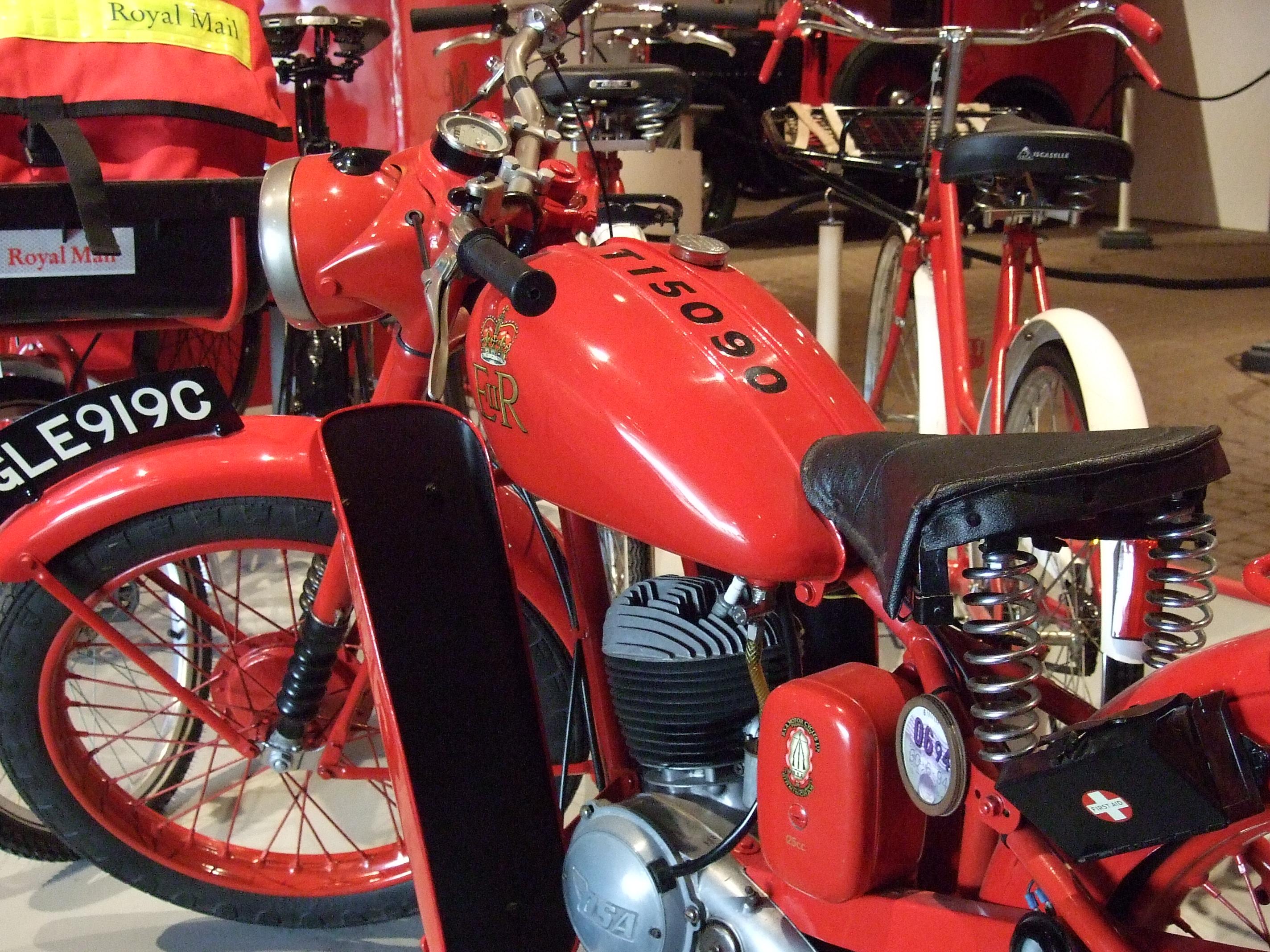 FileBSA Bantam Motorcycle 1965 1