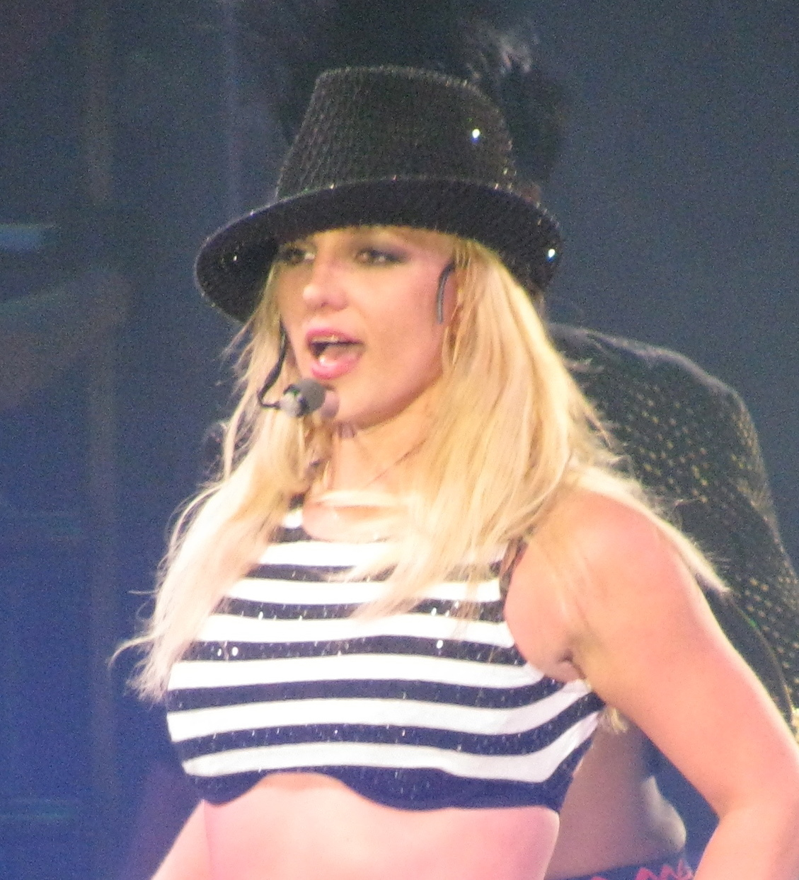 File:Baby One More Time 2009.jpg - Wikimedia Commons Britney Spears Circus