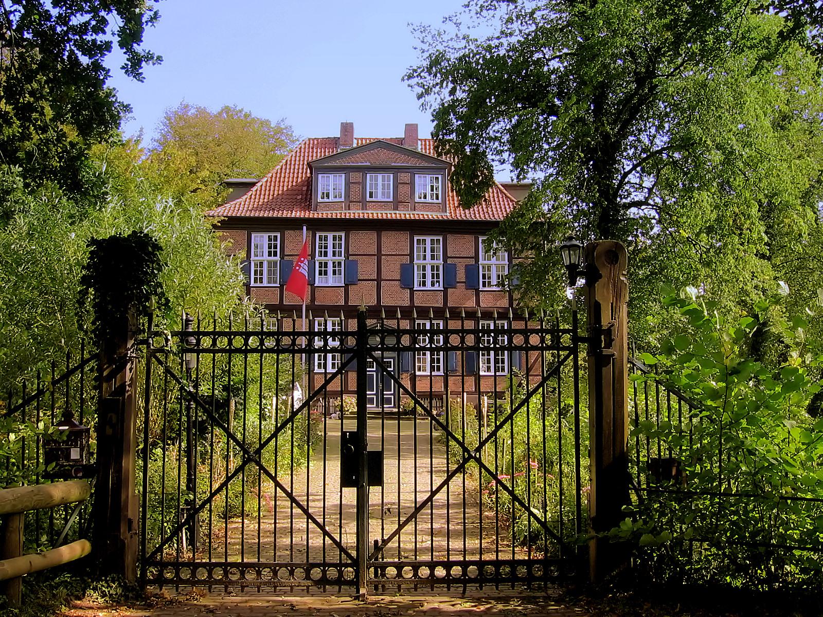 File backstein fachwerk landhaus wikimedia for Fachwerk wiki