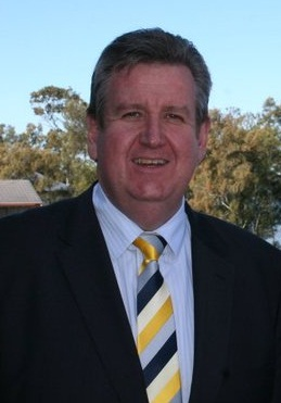 English: Barry O'Farrell in 2010.