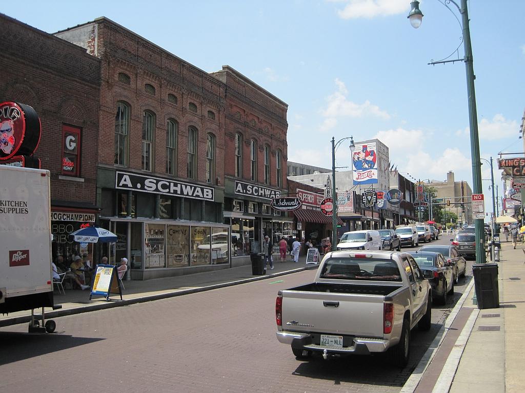 Main St Memphis Restaurants