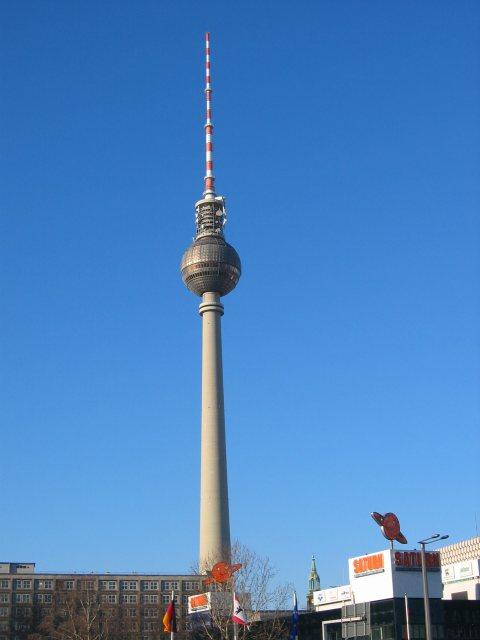 Berlin Berliner Fernsehturm
