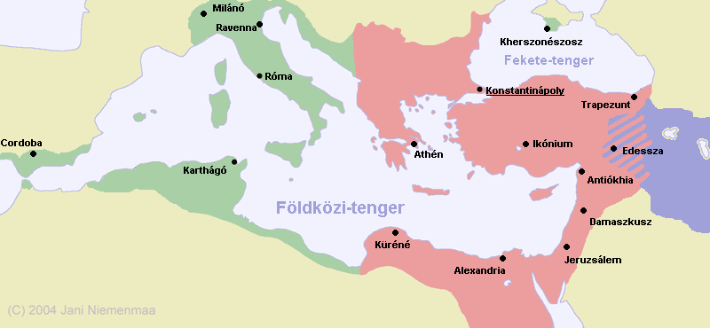 bizánc térkép Fájl:Bizánc550.PNG – Wikipédia