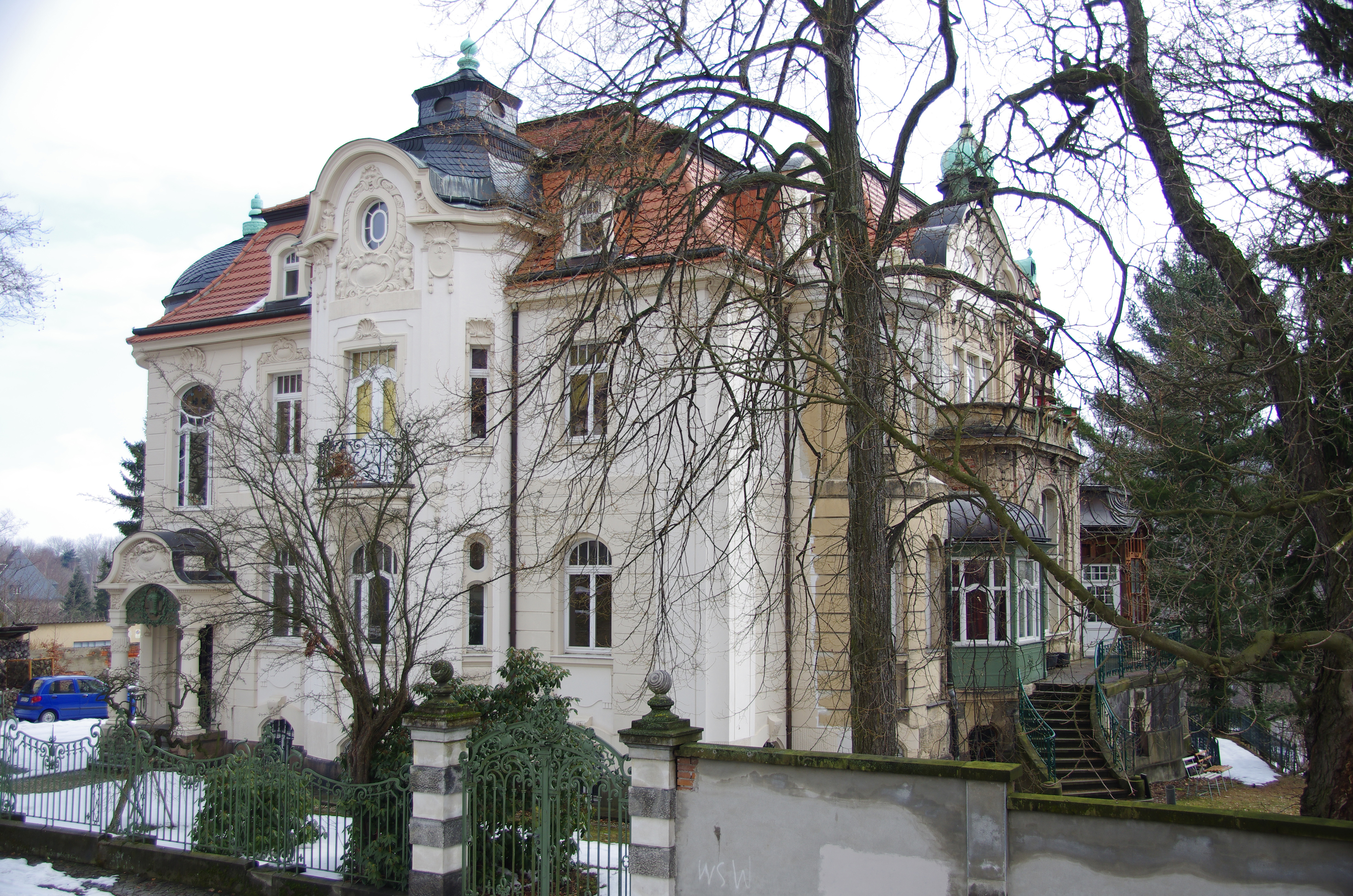 Brücknersche Villa