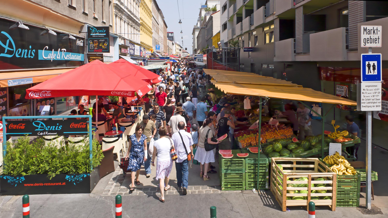 Brunnenmarkt – Wikipedia