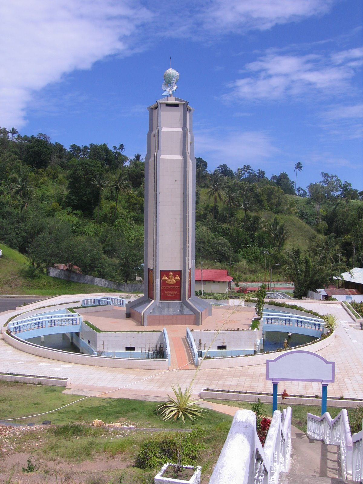 Bukit Kasih - Wikipedia bahasa Indonesia, ensiklopedia bebas