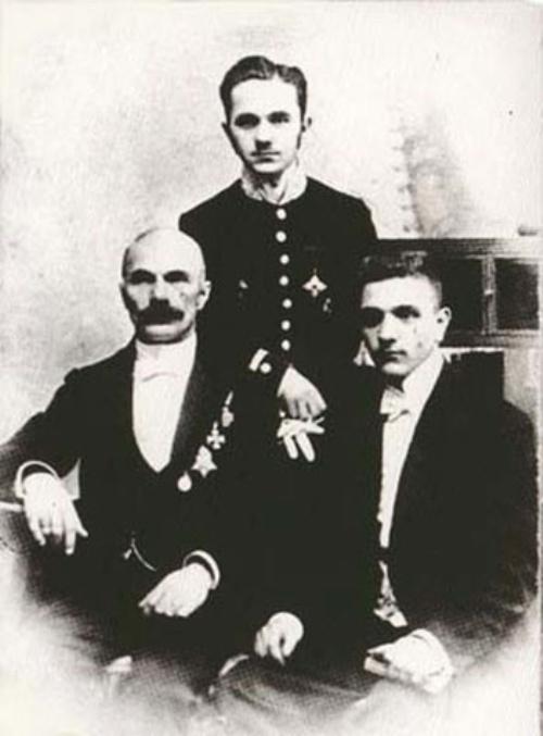 Image of Viktor Karlovich Bulla from Wikidata