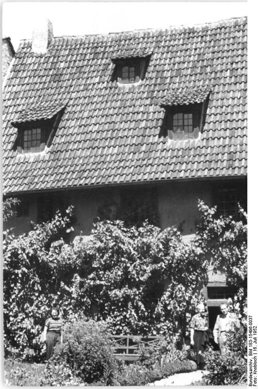 file bundesarchiv bild 183 15496 0037 eisenach bach haus. Black Bedroom Furniture Sets. Home Design Ideas