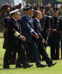 Felipe Calderón, presidente de los Estados Uni...