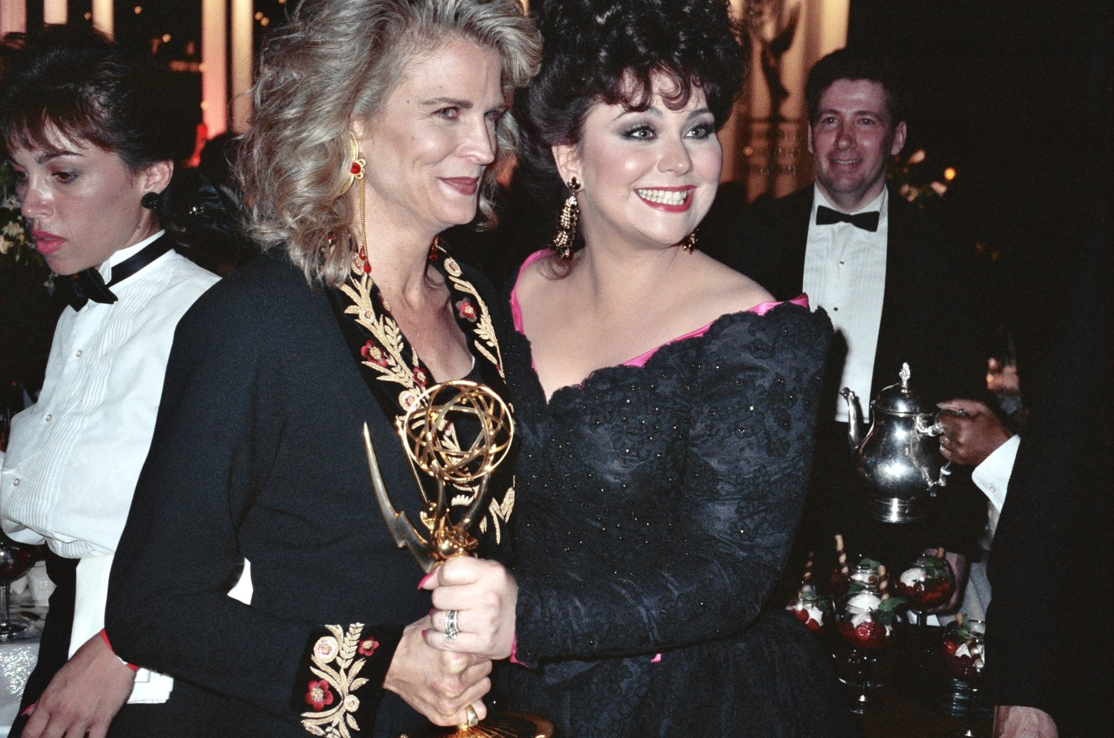 Watch Delta Burke video