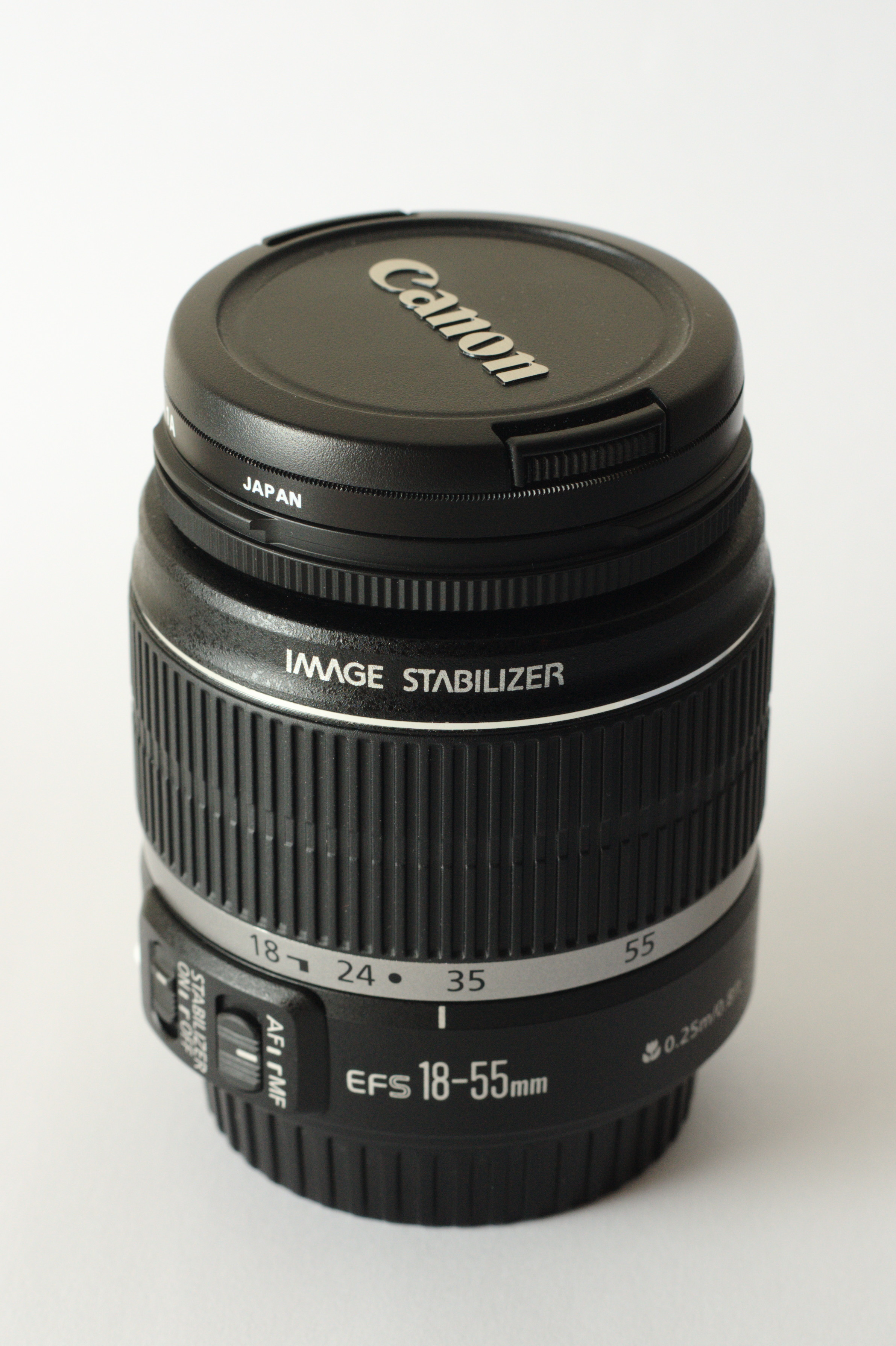 Canon 18-55 mm f/3.5-5.6 IS