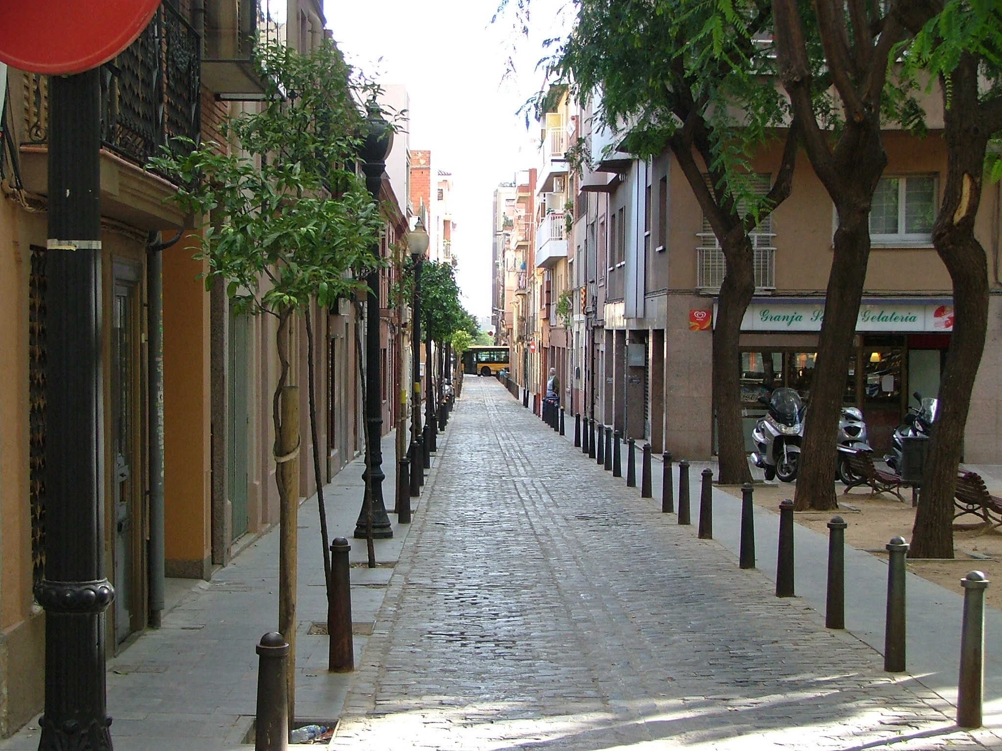 Que tal el barrio de navas de bcn - Barrio de sant andreu ...