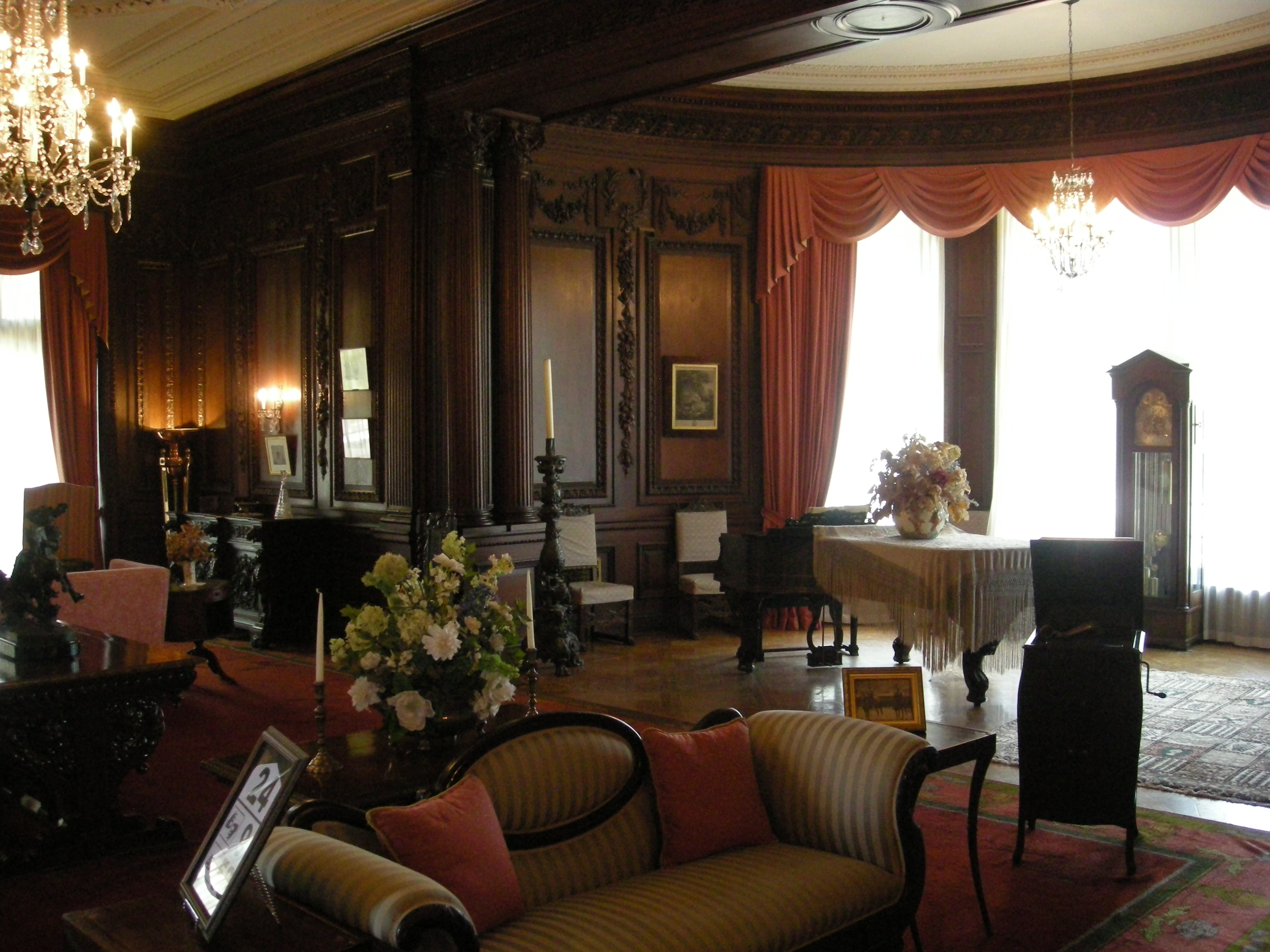 The Oak Room Menu Kansas City