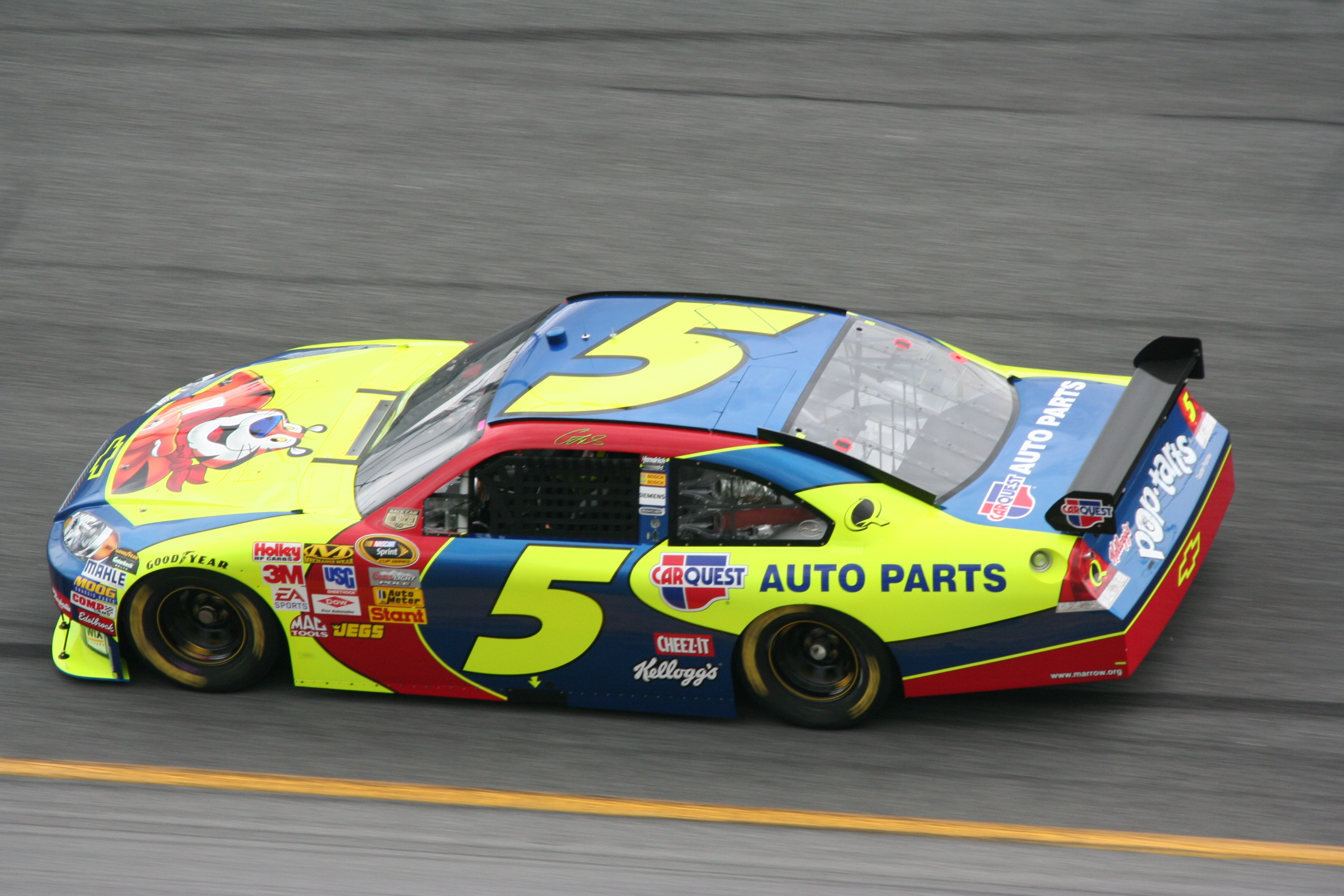Kyle Busch Motorsports >> 5 Days until the Daytona 500! : NASCAR