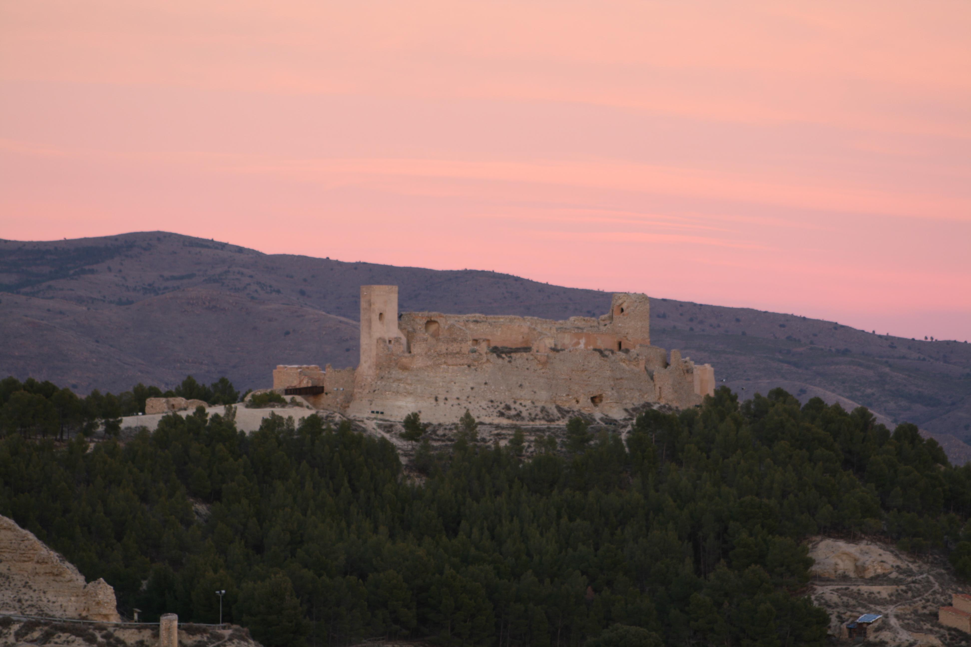 File castillo de ayyub calatayud espa a10 jpg - Castillo de ayud calatayud ...