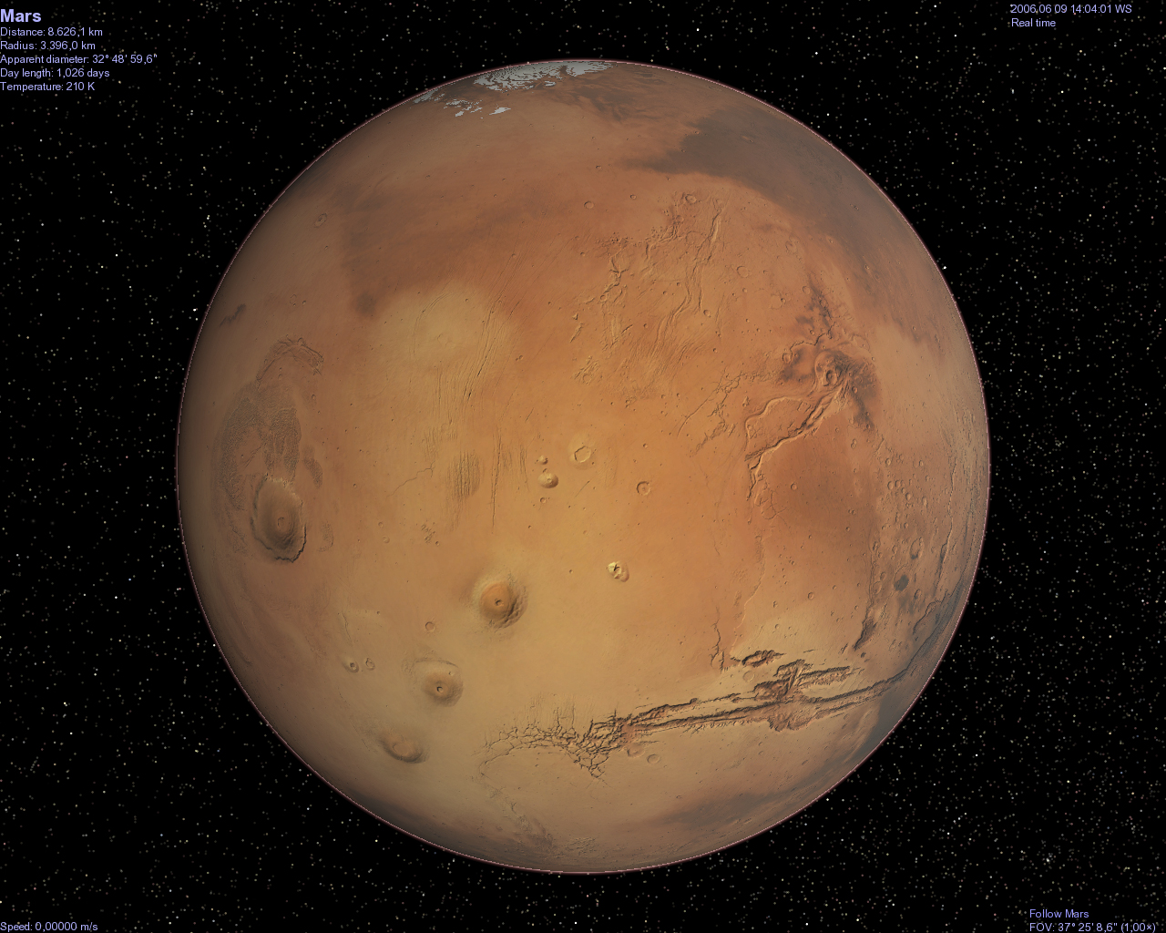real pictures of mars the planet - photo #34